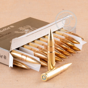 Photo detailing the 300 AAC BLACKOUT SELLIER & BELLOT SUBONIC 200 GRAIN (20 Rounds) for sale at AmmoMan.com.