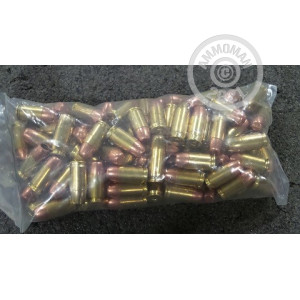 A photograph of 100 rounds of Not Applicable .45 GAP ammo with a Unknown bullet for sale.