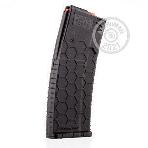 Image of the AR-15/M16 MAGAZINE - 30 ROUND HEXMAG SERIES 2 BLACK (1 MAGAZINE) available at AmmoMan.com.