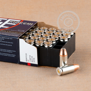 Photo of 9mm Luger XTP ammo by Fiocchi for sale at AmmoMan.com.