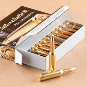 Image of 6.5 CREEDMOOR SELLIER & BELLOT 140 GRAIN SOFT POINT (500 ROUNDS)