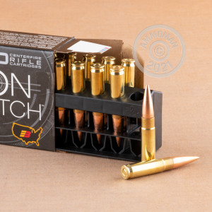 Image of 300 AAC Blackout rifle ammunition at AmmoMan.com.