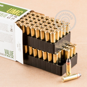An image of 38 Special ammo made by Remington at AmmoMan.com.