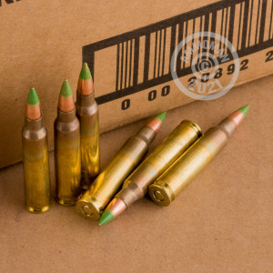Image of 5.56X45 WINCHESTER USA 62 GRAIN FMJ M855 (1000 ROUNDS)