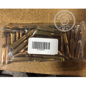 Image of Mixed 5.6x52mm Rimmed rifle ammunition.