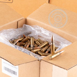 Photo of 308 / 7.62x51 Open Tip Match ammo by Lake City for sale.