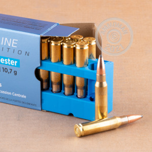 An image of 308 / 7.62x51 ammo made by Prvi Partizan at AmmoMan.com.