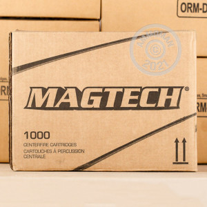 Photo detailing the 44-40 WINCHESTER MAGTECH COWBOY ACTION 200 GRAIN LFN (50 ROUNDS) for sale at AmmoMan.com.