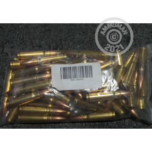 A photograph detailing the 7.62 x 39 ammo with Unknown bullets made by Mixed.