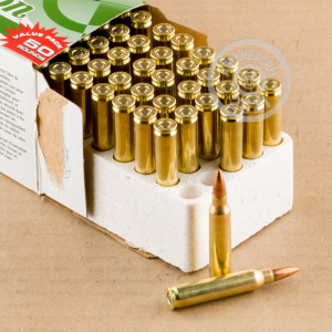 Image of the .223 REMINGTON UMC VALUE PACK 55 GRAIN MC (50 ROUNDS) available at AmmoMan.com.