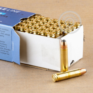 Photo of .30 Carbine soft point ammo by Prvi Partizan for sale.