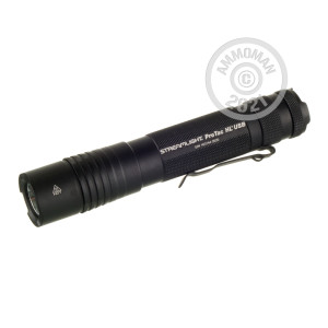 Photograph showing detail of FLASHLIGHT - STREAMLIGHT PROTAC HL USB - 6.5