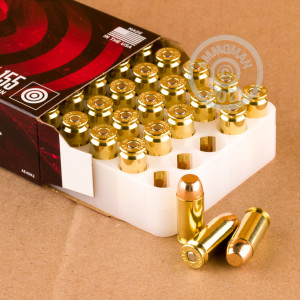 A photograph of 1000 rounds of 155 grain .40 Smith & Wesson ammo with a FMJ bullet for sale.