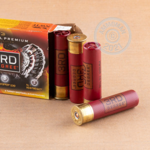 Great ammo for hunting turkey, these Federal rounds are for sale now at AmmoMan.com.