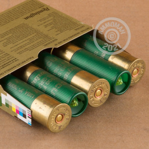ammo made by Remington with a 3