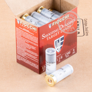 rounds ideal for shooting clays.