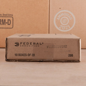 Photo of 38 Special JHP ammo by Federal for sale at AmmoMan.com.