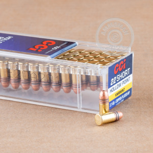 22 Short ammo for sale at AmmoMan.com - 5000 rounds.