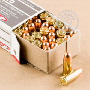 Image of .32 ACP ammo by Aguila that's ideal for training at the range.