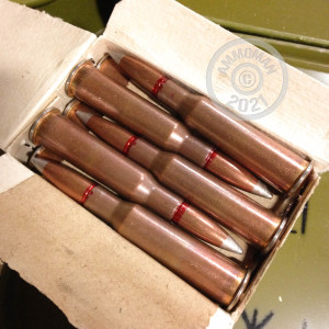 Photo of 7.62 x 54R FMJ ammo by Bulgarian Surplus for sale.