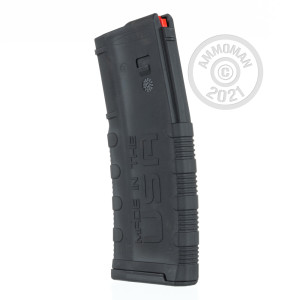 Photograph showing detail of AR-15 MAGAZINE - 30 ROUND KEEP AMERICA GREAT (1 MAGAZINE)