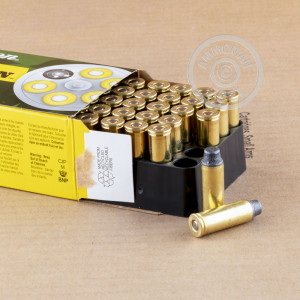An image of .45 COLT ammo made by Remington at AmmoMan.com.