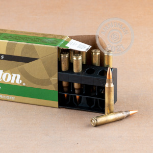 Image of the .223 REMINGTON PREMIER MATCH 77 GRAIN SIERRA MATCHKING (200 ROUNDS) available at AmmoMan.com.