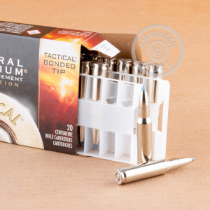 Photo of 308 / 7.62x51 Polymer Tipped ammo by Federal for sale.