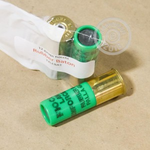 ammo made by Fiocchi with a  shell.