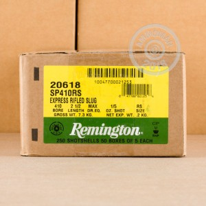 Great ammo for hunting, these Remington rounds are for sale now at AmmoMan.com.