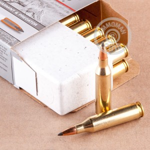 An image of 243 Winchester ammo made by Winchester at AmmoMan.com.