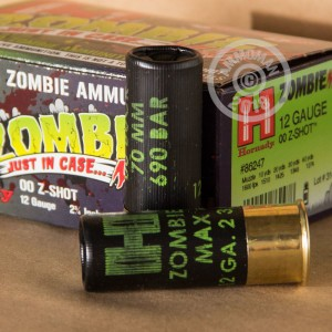 Photograph of Hornady 12 Gauge 00 BUCK for sale at AmmoMan.com