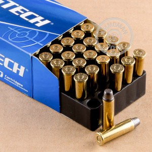 An image of 357 Magnum ammo made by Magtech at AmmoMan.com.
