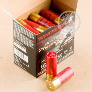 Great ammo for hunting pheasant, these Winchester rounds are for sale now at AmmoMan.com.