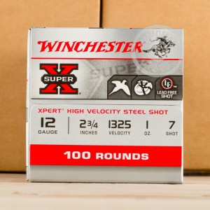 ammo made by Winchester with a 2-3/4