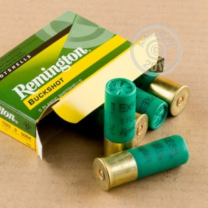 Great ammo for home protection, whitetail hunting, these Remington rounds are for sale now at AmmoMan.com.