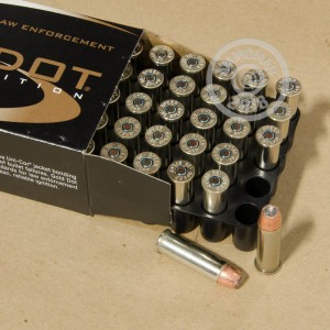 A photo of a box of Speer ammo in 38 Special.