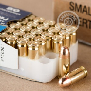 An image of .32 ACP ammo made by Prvi Partizan at AmmoMan.com.