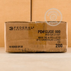Photograph of Federal 410 Bore 000 BUCK for sale at AmmoMan.com