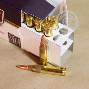 An image of 223 Remington ammo made by DPX Ammunition at AmmoMan.com.