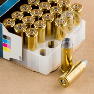 An image of .45 COLT ammo made by Federal at AmmoMan.com.