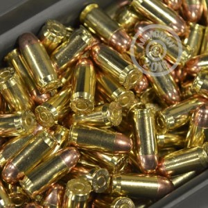 A photo of a box of Mixed ammo in .45 Automatic.