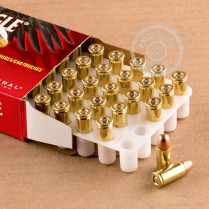 Image of .32 ACP ammo by Federal that's ideal for training at the range.