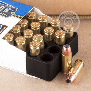 Image of Corbon 38 Super pistol ammunition.