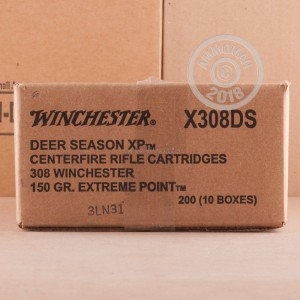 Photo of 308 / 7.62x51 Polymer Tipped ammo by Winchester for sale.