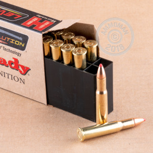 Photo of 30-30 Winchester flex tip technology ammo by Hornady for sale.