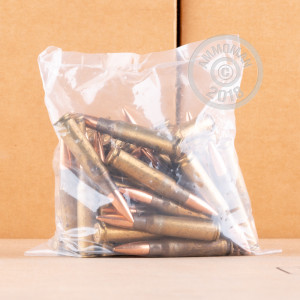 A photo of a box of Lake City ammo in 308 / 7.62x51.