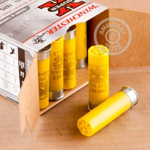 #6 shot shotgun rounds for sale at AmmoMan.com - 100 rounds.