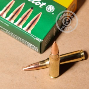 An image of 308 / 7.62x51 ammo made by Sellier & Bellot at AmmoMan.com.