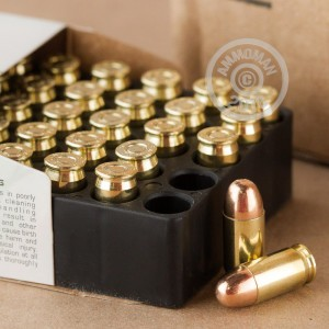 A photo of a box of Magtech ammo in .380 Auto.